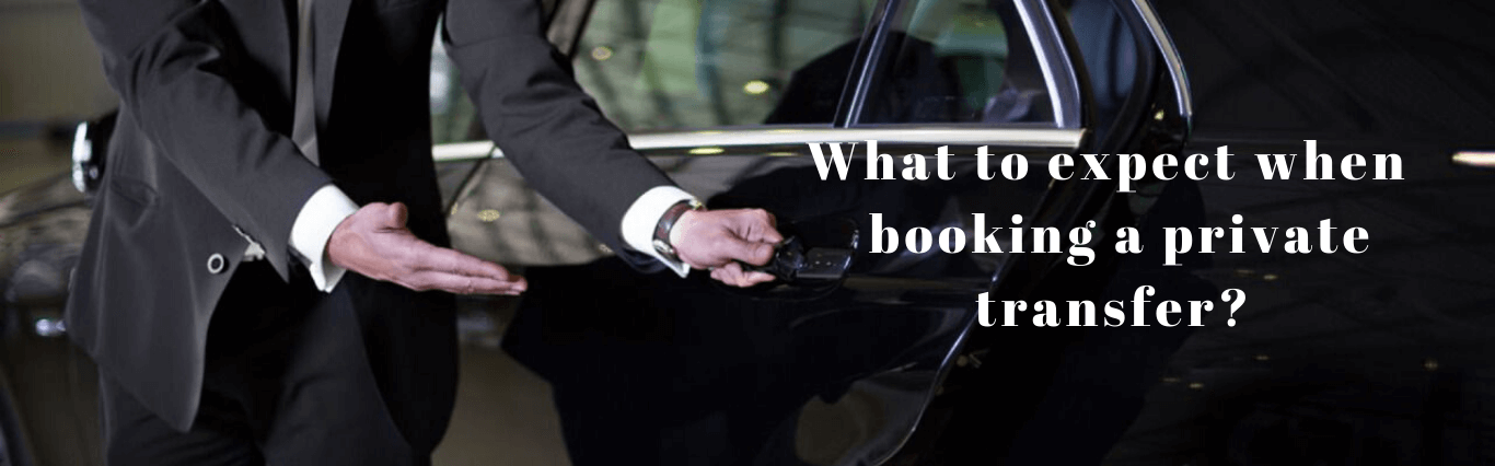 Things to Consider When Choosing Private transfers