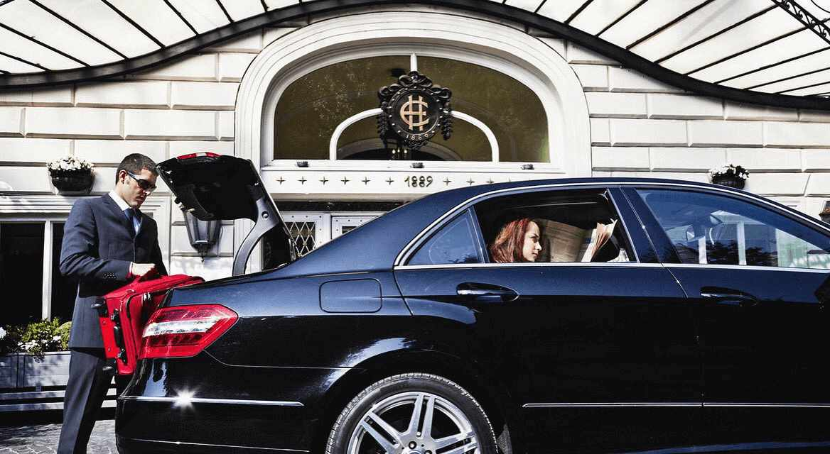 Ibiza Airport Transfer with Premium Limousine and Chauffer Service from Noble Transfer