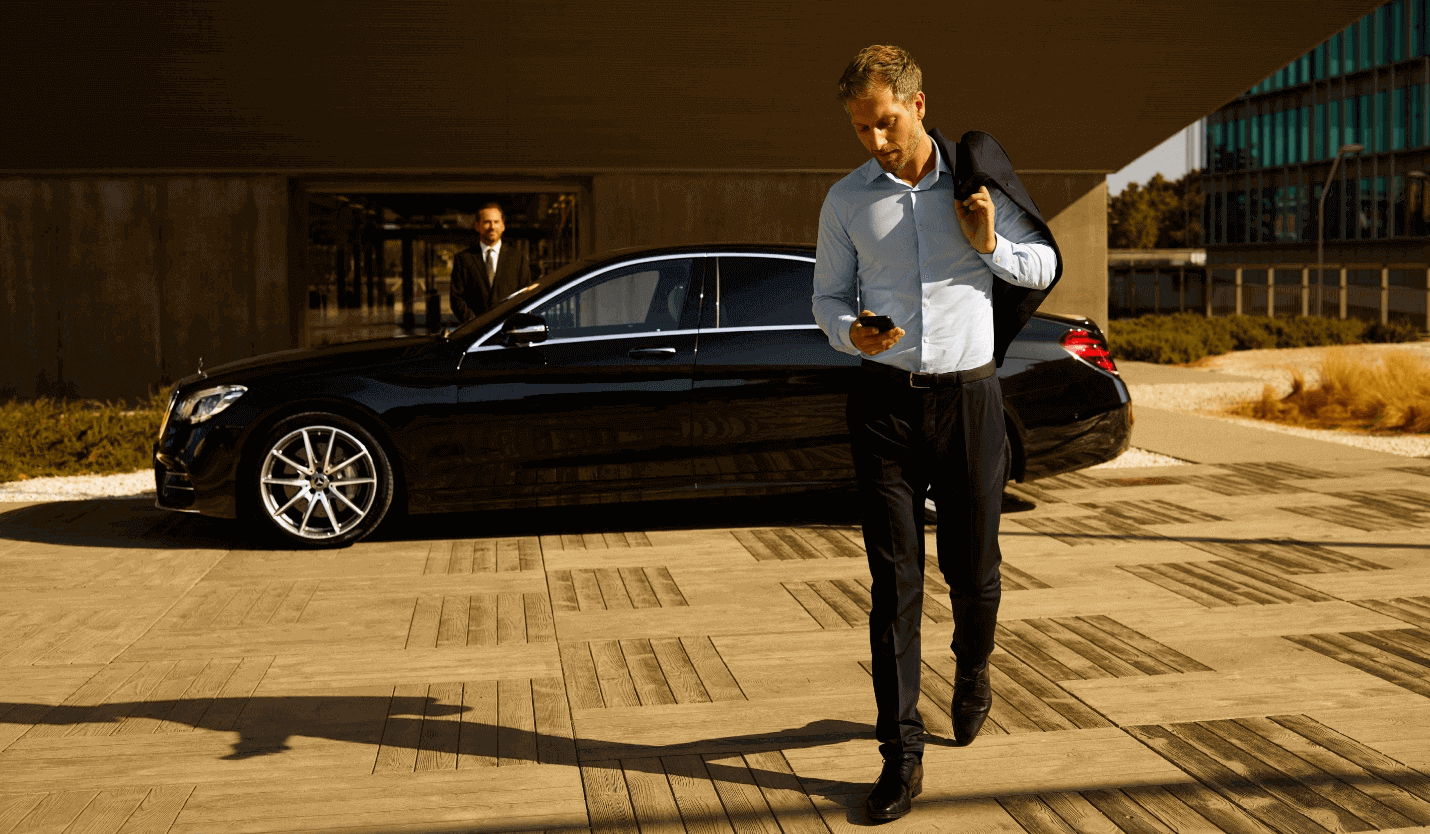 Madrid  Airport Transfer with Premium Limousine and Chauffer Service from Noble Transfer