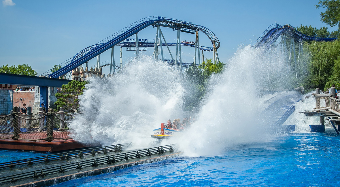 Europa Park With Private Airport Transfers