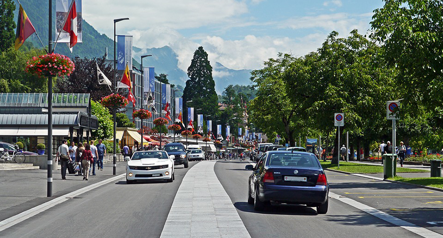 Interlaken With First Class Private Luxury Transport