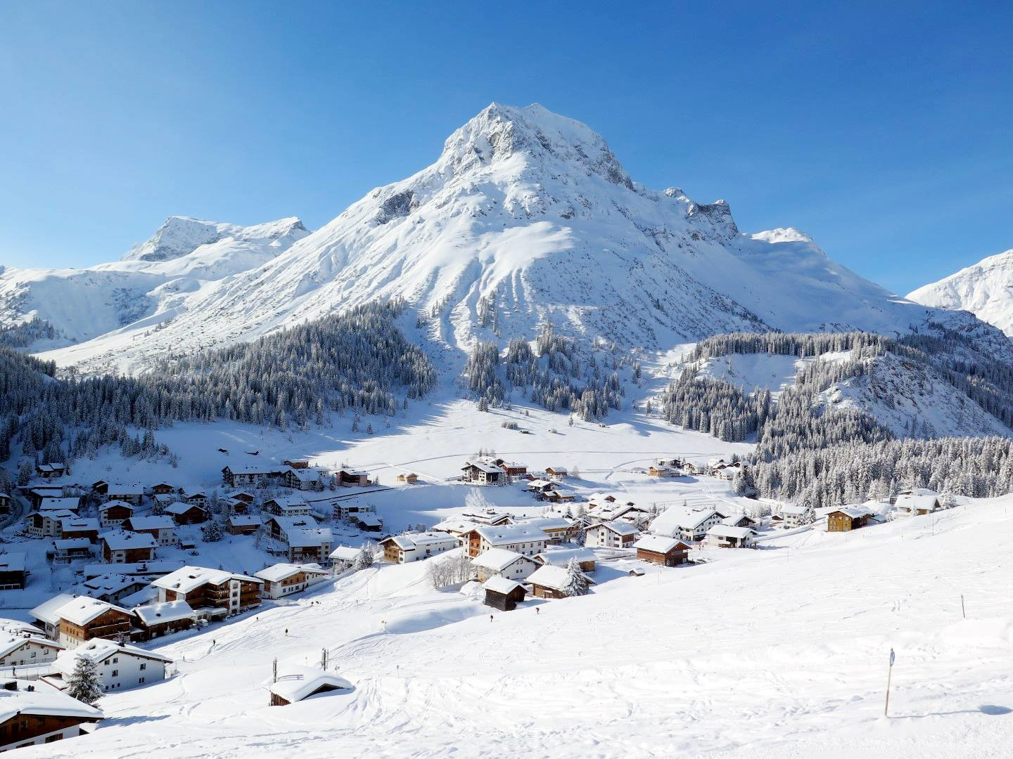 airport transfer to Lech am Arlberg