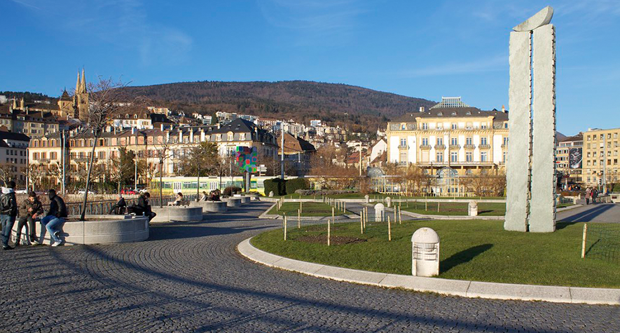 transfers from Geneva airport to Neuchâtel