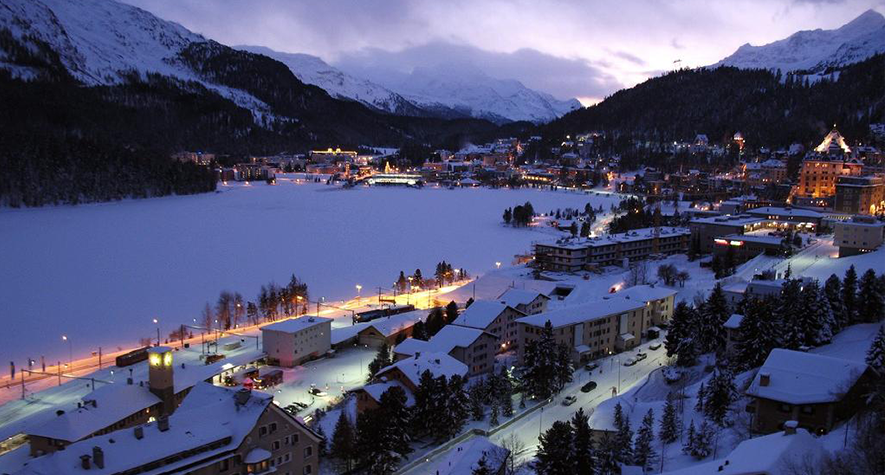 Airport Transfers From Zürich To St. Moritz