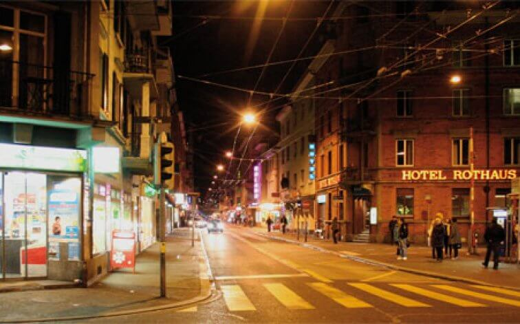 Langstrasse - Zurich | Private Transfer By Noble