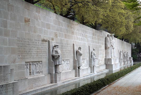 Reformation Wall, Geneva