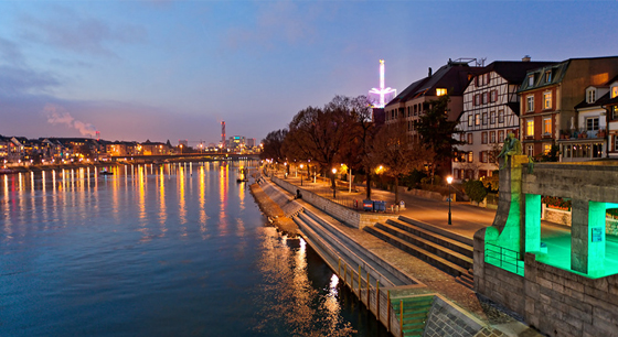 Professional Chauffeured Limousine Services in Basel